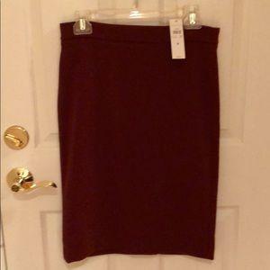Sexy pencil skirt!